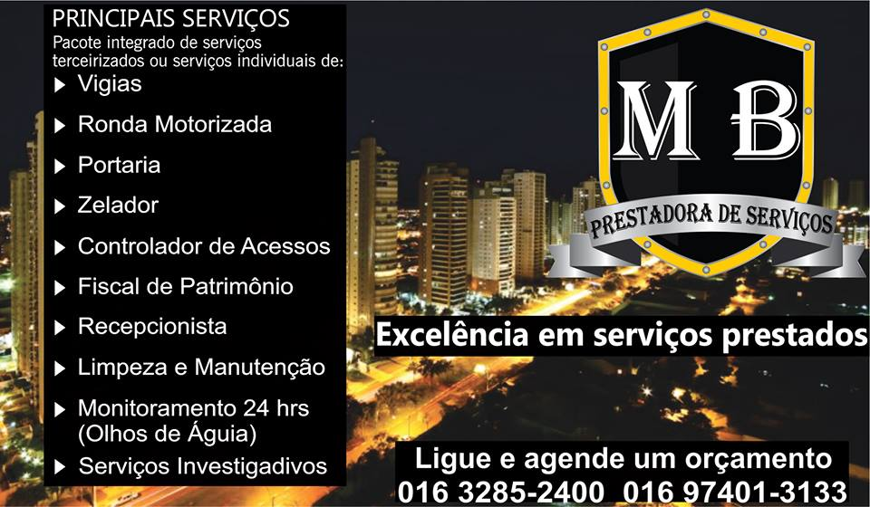M.B Prestação de Serviços