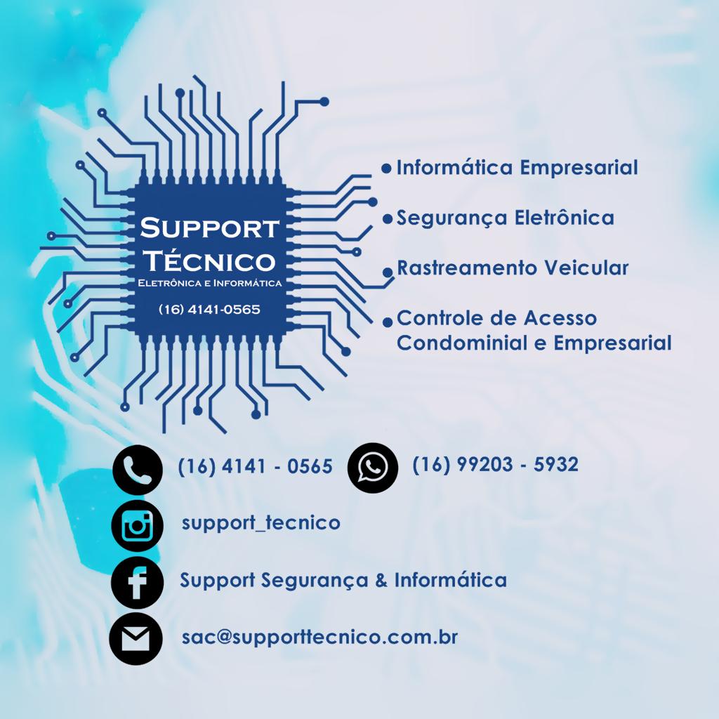 Support Técnico